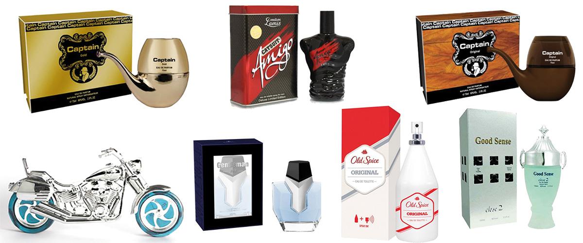Männer Parfum zu jedem Anlass