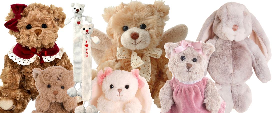 Barbara Bukowski: Plüschtiere | Teddybären